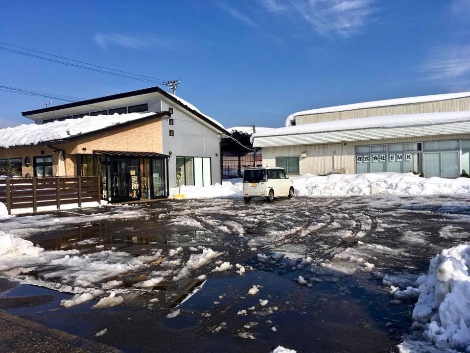 福井豪雪 大雪