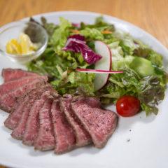 国産牛のローストビーフ ¥990