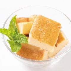 米粉のベイクドチーズケーキ ¥400