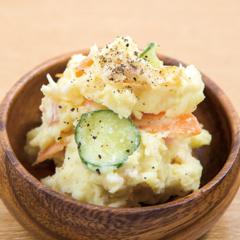 クリーミーポテトサラダ ¥320