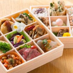 SAL特製お花見弁当(2〜3人前) ¥2,500円