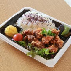 唐揚げお弁当 ¥1,080